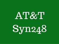 AT&T Syn248 Phone Headsets for Call Centers