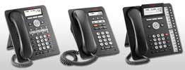 Avaya Phone 1400 Series and 1600 Series Images