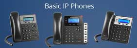 Grandstream Basic IP Phones Compatible Headsets