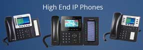 Grandstream High-End IP Phones Compatible Headsets