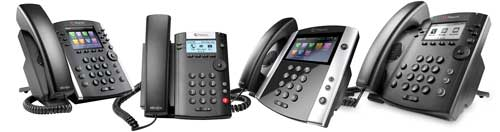 Polycom VVX SIP Phones Series